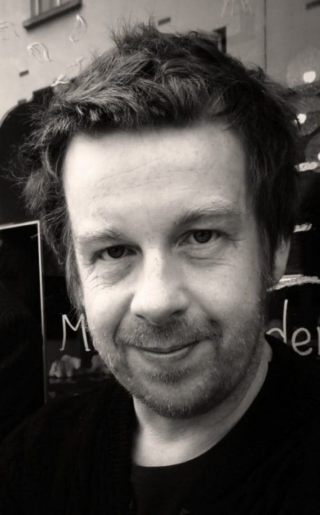 An Espresso with Kevin Barry