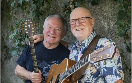 Donal Lunny and Mick Hanly