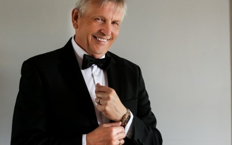 A Salute to the Crooners with Dave Lawlor